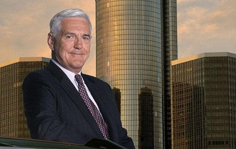 Robert 'Bob' Lutz, CEO GM North America