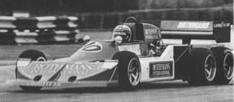 Ian Scheckter, Rothmans-March 240,1977