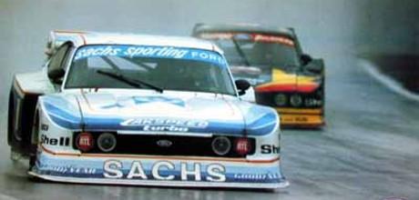 Harald Ertl, Zakspeed Capri 1.4 Turbo, DRM1978