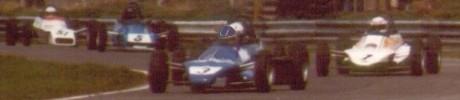 Mario Bauer - campeão alemão de Fórmula Ford1600