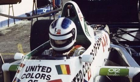 Maurizio Sandro Sala, Toleman-Hart, 1985