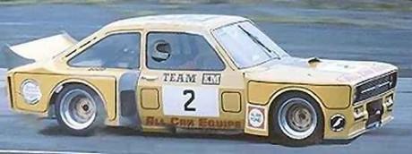 Nick Whiting, Ford Escort Mk IISuper-Saloon