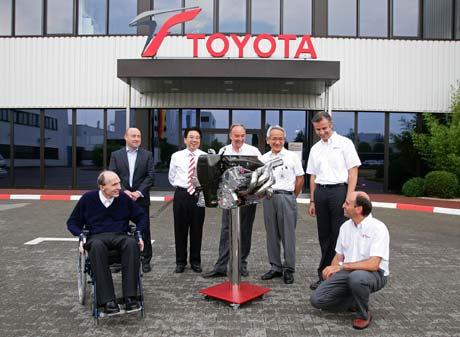 Williams - Toyota2007-2009
