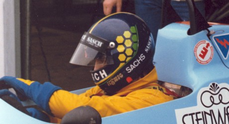 Mario Bauer, Martini F3, Hockenheim 1985