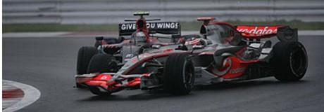 Sebastian Vettel, Fernando Alonso, Fuji, GP Japan 2007