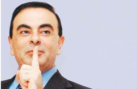 Carlos Ghosn, CEO Renault
