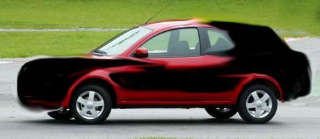 Novo Ford Ka 2009! Lindo, não?