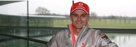 Heikki Kovalainen, 14/12/2007
