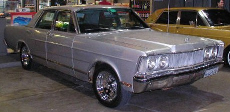 Meu saudoso Ford Landau 77