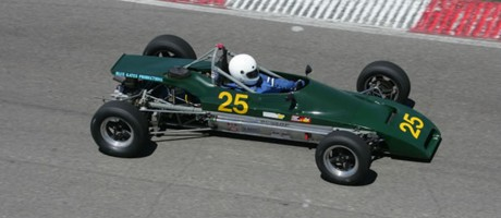 Mario Bauer, Lola T540, Hockenheim 1980