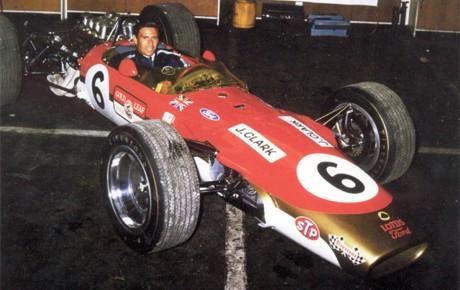 Jim Clark, Lotus 49T-Cosworth 2.5 V8, 1968