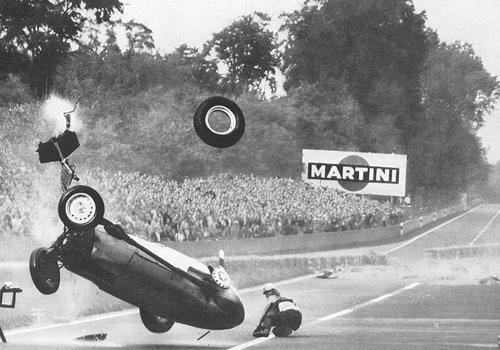 Hans Herrmann, BRM, Avus 1959