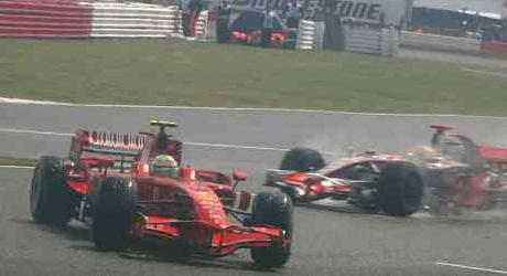 Massa's 'spinfest' at Silverstone begins